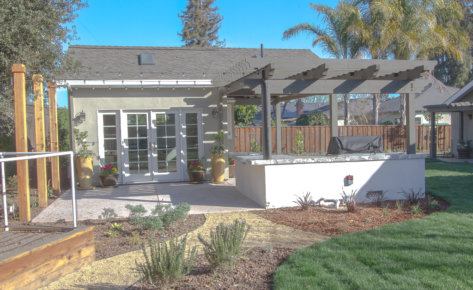 Home Remodel 02 – Outdoor Entertainment Area